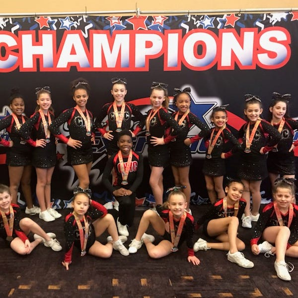 Cherry Hill Youth Cheerleading out of moves after losing lease at shopping center