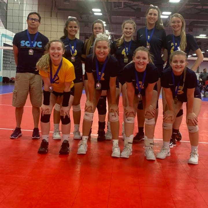 Local club volleyball team wins Ohio Valley Region Club Volleyball championship