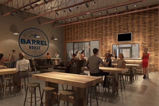 Braxton Brewing Co. announces plans for a one-of-a-kind barrel-aging facility in Fort Mitchell, Kentucky.