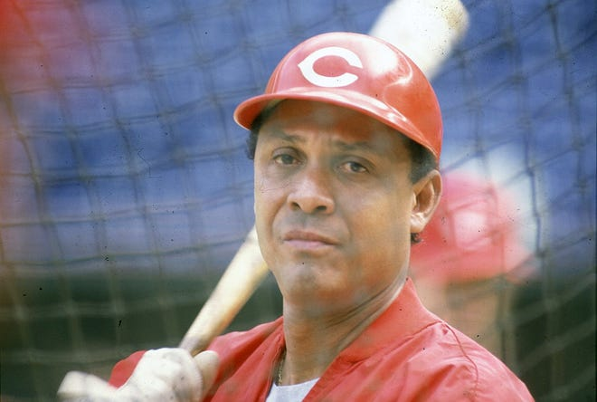 Between 1967 and 1977, nobody in baseball had more RBI than Tony Perez, a stat that helped get Perez into the Hall of Fame in 2000.