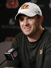 Cincinnati Bengals head coach Zac Taylor.