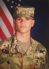 Tristin Laue died at age 20 from complications of a rare liver cancer called fibrolamellar, just hours after marrying Tianna Hargrafen on April 27. He joined the U.S. Army National Guard in 2016 and was medically discharged in 2018.