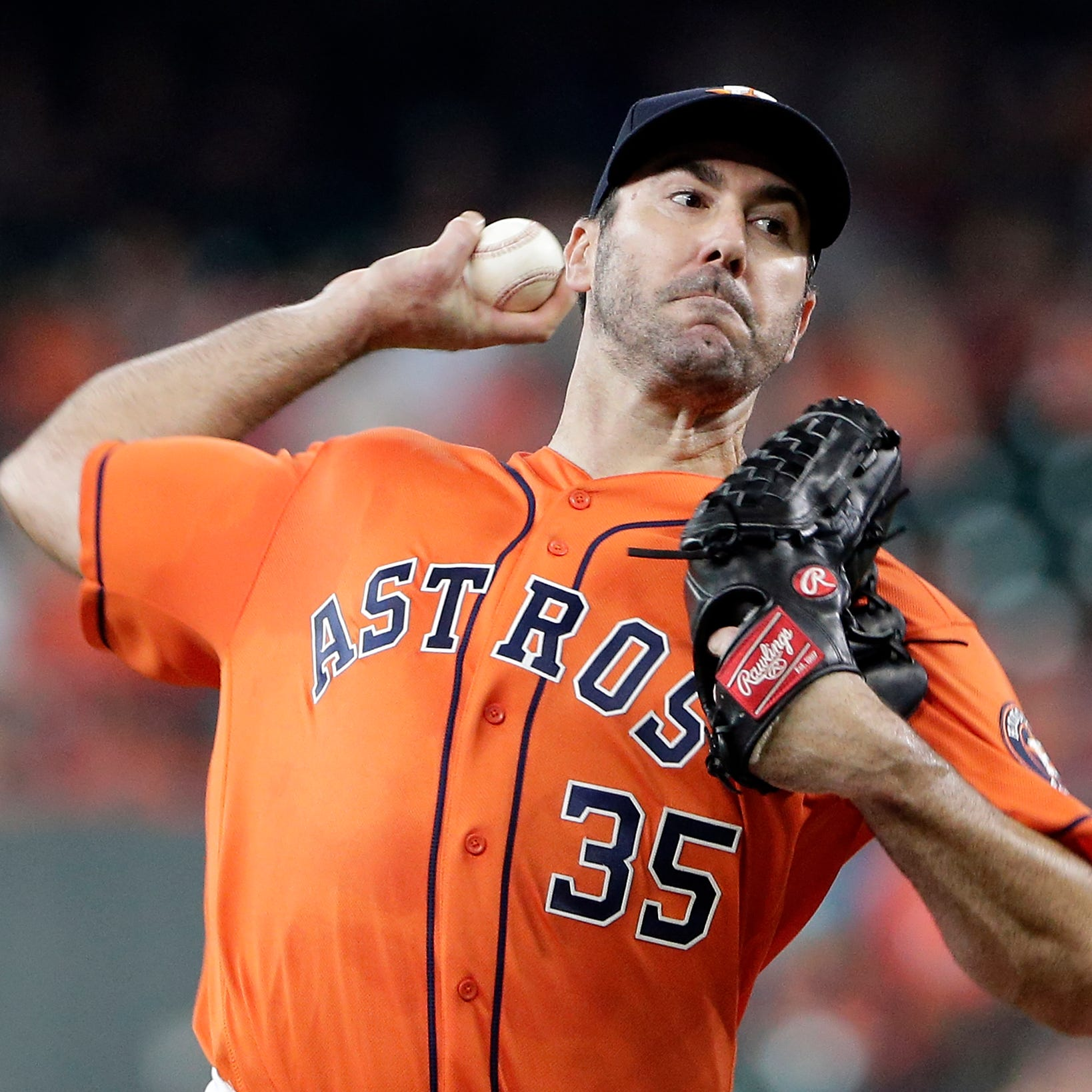 Detroit Tigers face Justin Verlander and the Houston Astros: Time, TV, radio info