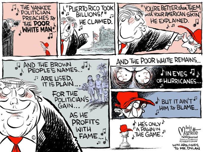 The cartoonist's homepage, pnj.com/opinion