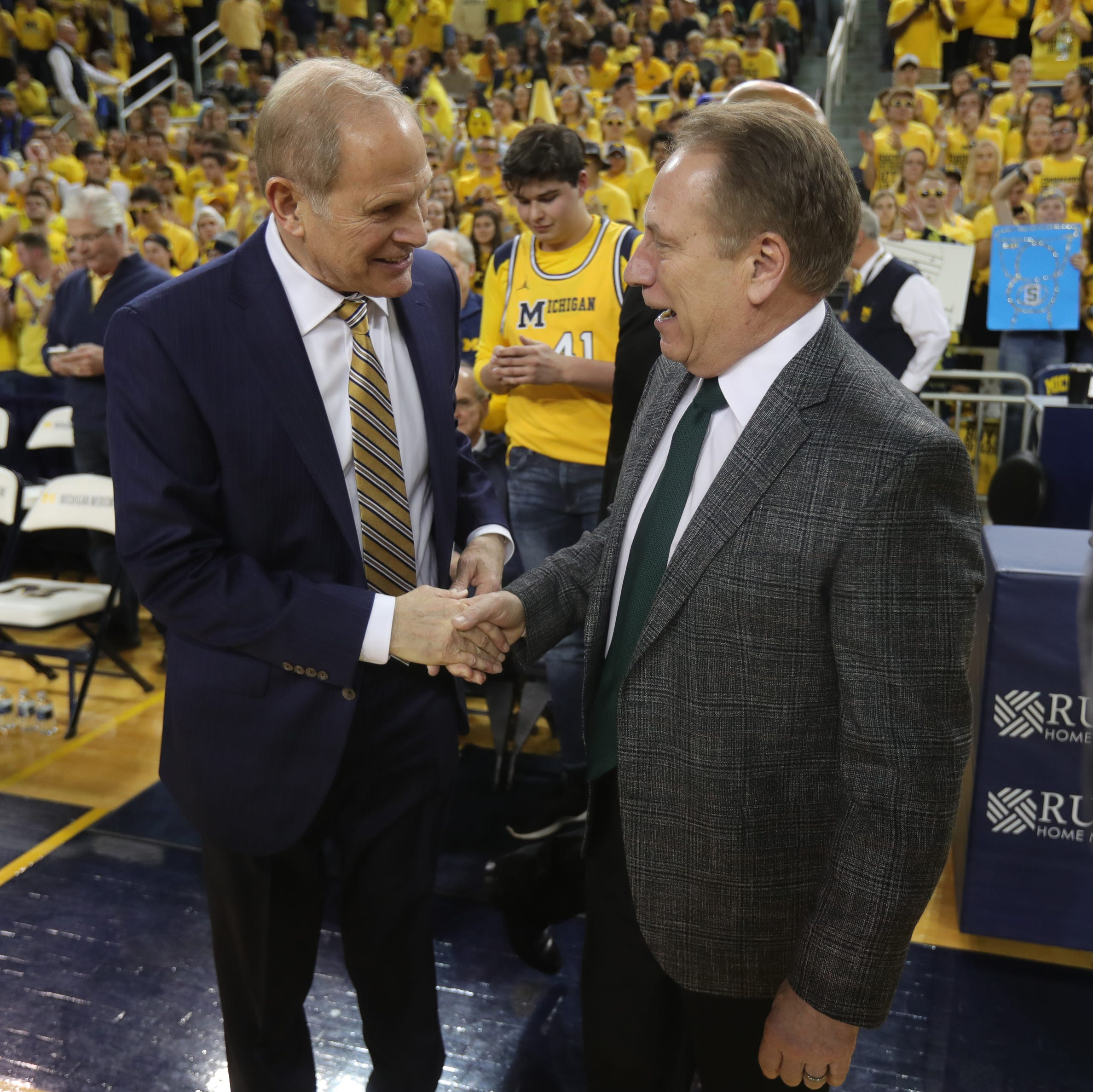 Tom Izzo: John Beilein helped make Michigan State-Michigan a true rivalry
