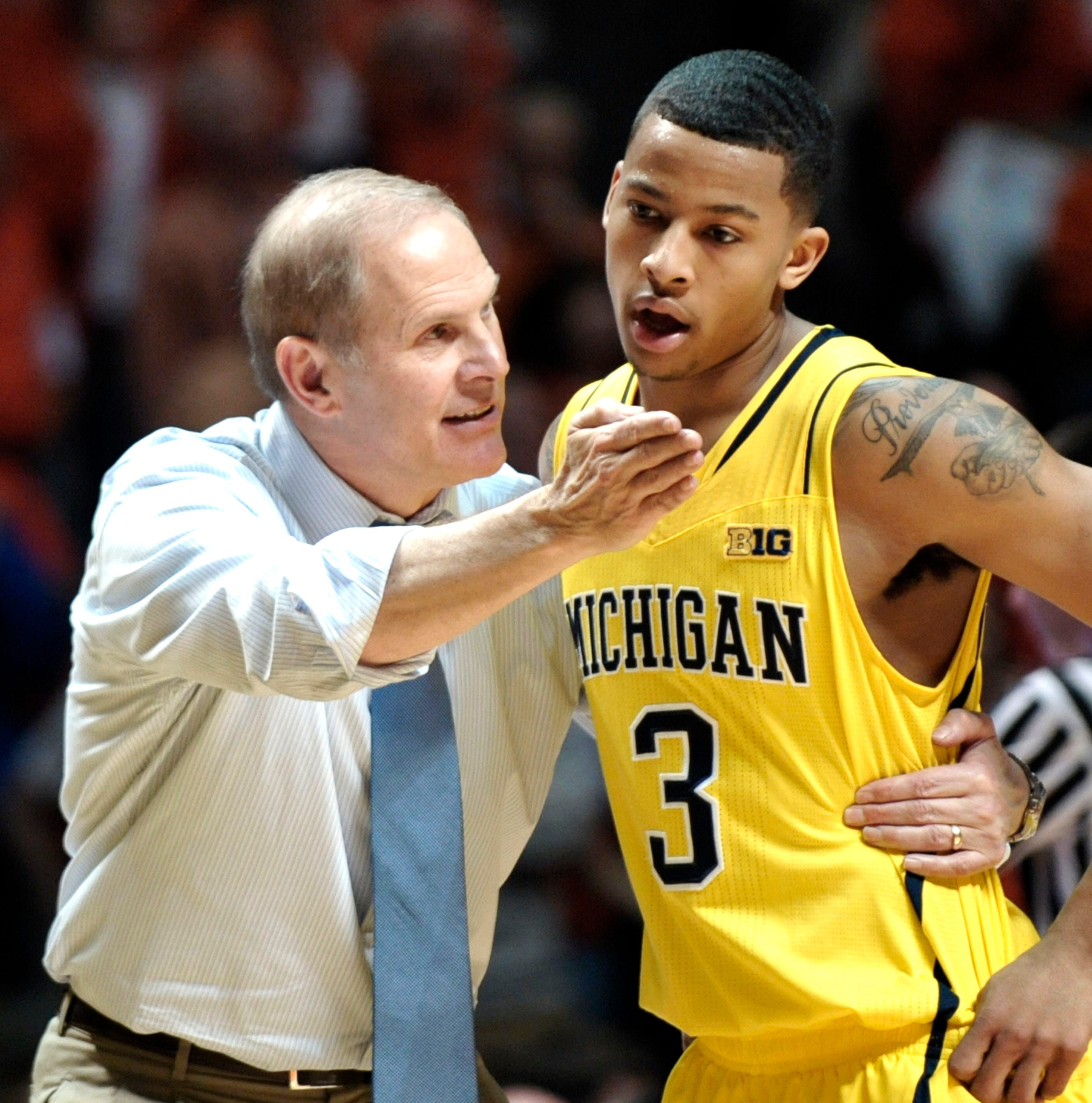 John Beilein saved Michigan basketball, made it matter again