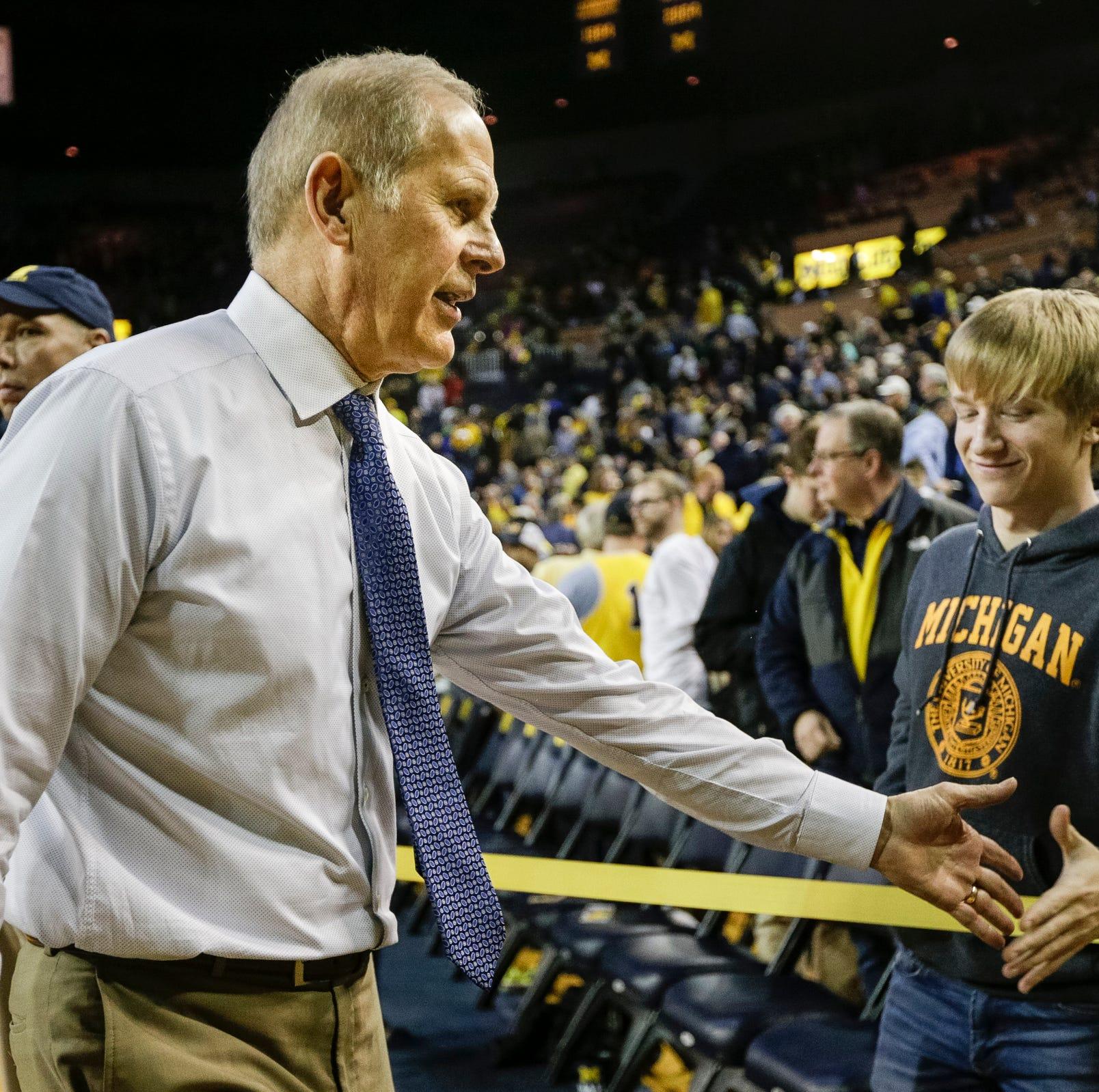 Mitch Albom: Michigan's John Beilein not afraid to follow his dream