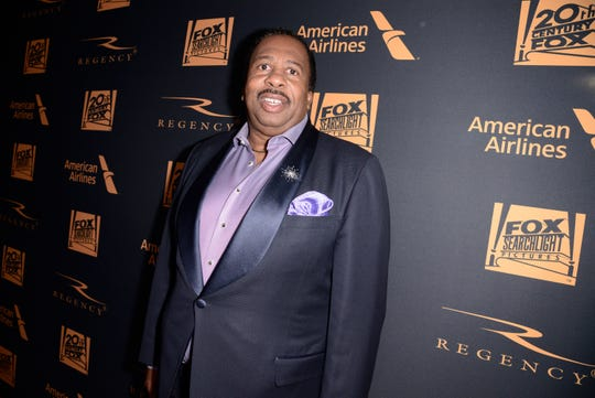Leslie David Baker seen at Twentieth Century Fox Academy Awards Party at Hollywood Athletic Club on Sunday, Feb. 28, 2016, in Los Angeles, CA. (Photo by Dan Steinberg/Invision for Twentieth Century Fox/AP Images)