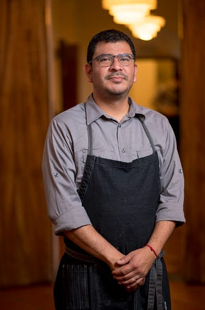 Mexico's Top Chef Rodolfo Castellanos will take over Frame, a Hazel Park restaurant known for hosting themed dinners, July 18-20.