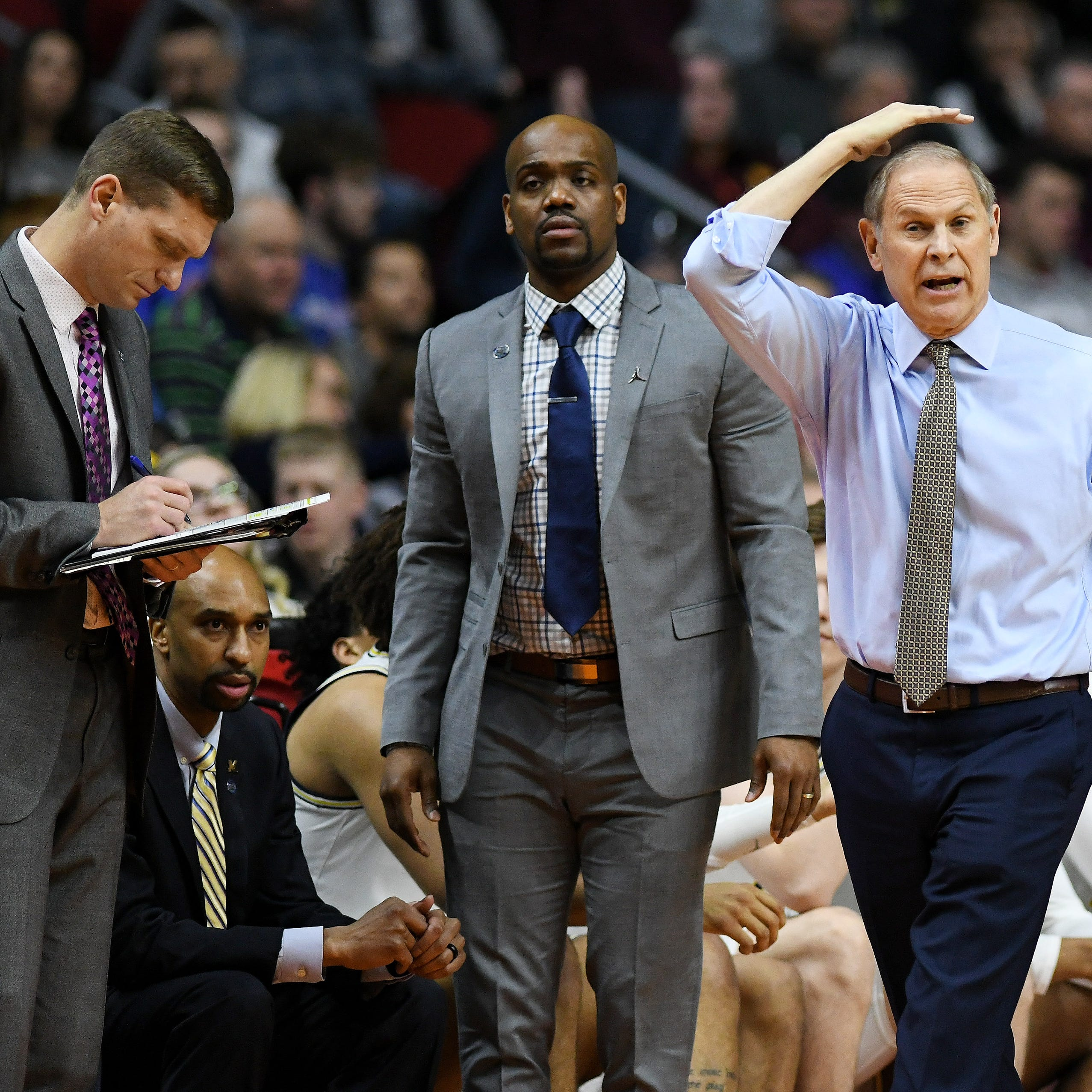Uncertainty surrounds Michigan staff, recruits with John Beilein's exit