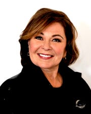 Roseanne Barr performs at the Fox Theatre May 19