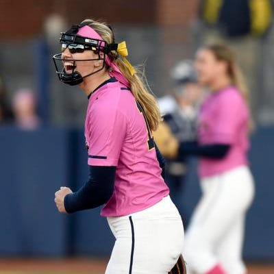 Michigan gets tough test to open NCAA softball tournament at home