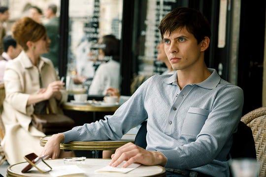 "Oleg Ivenko in ""The White Crow."""