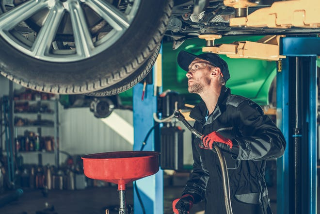 Oil changes are a vital part of auto maintenance, especially before embarking on a long road trip.