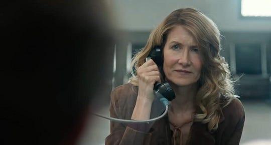 """Laura Dern in """"Trial by Fire."""""""