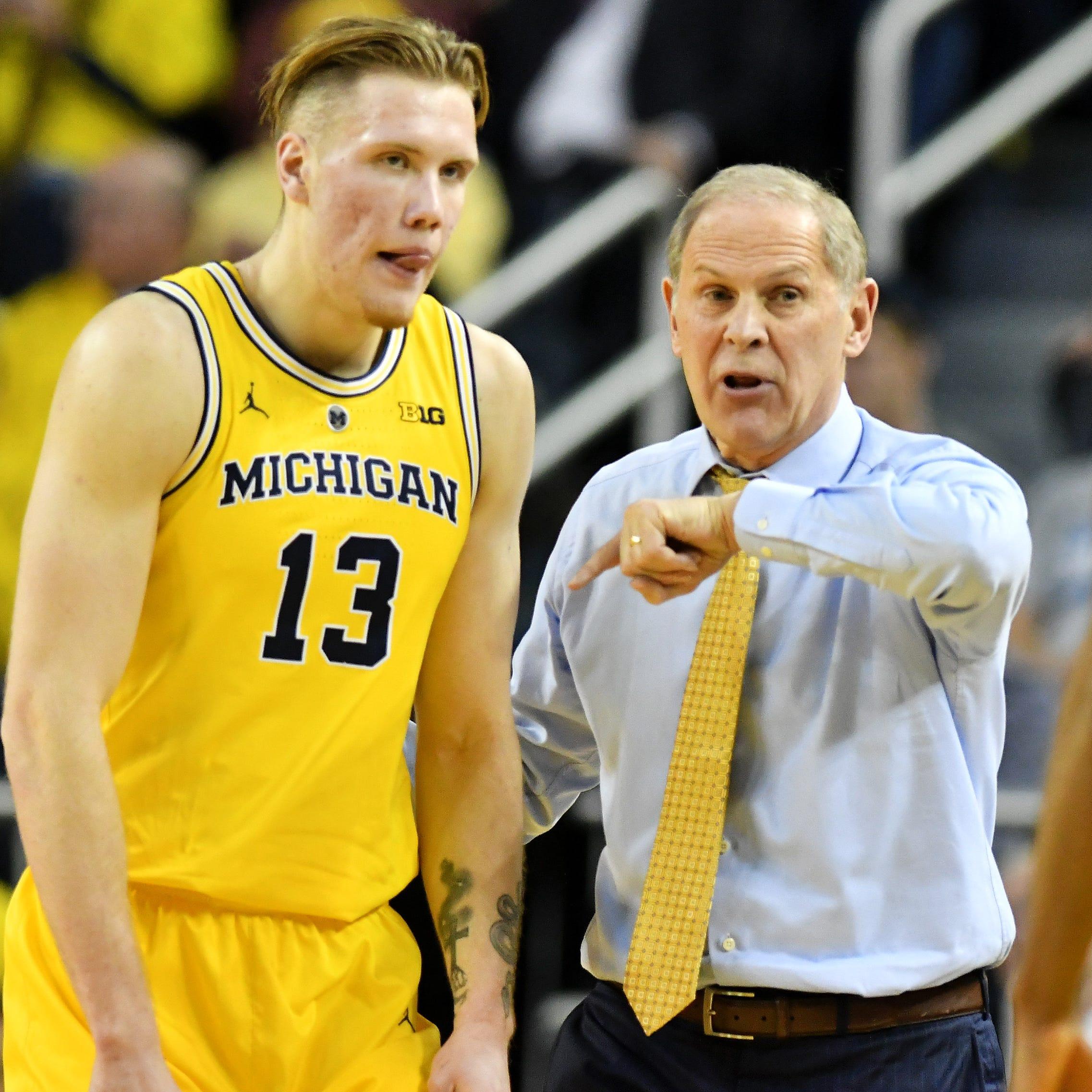 Niyo: As John Beilein heads to NBA, pressure shifts to Michigan's Warde Manuel