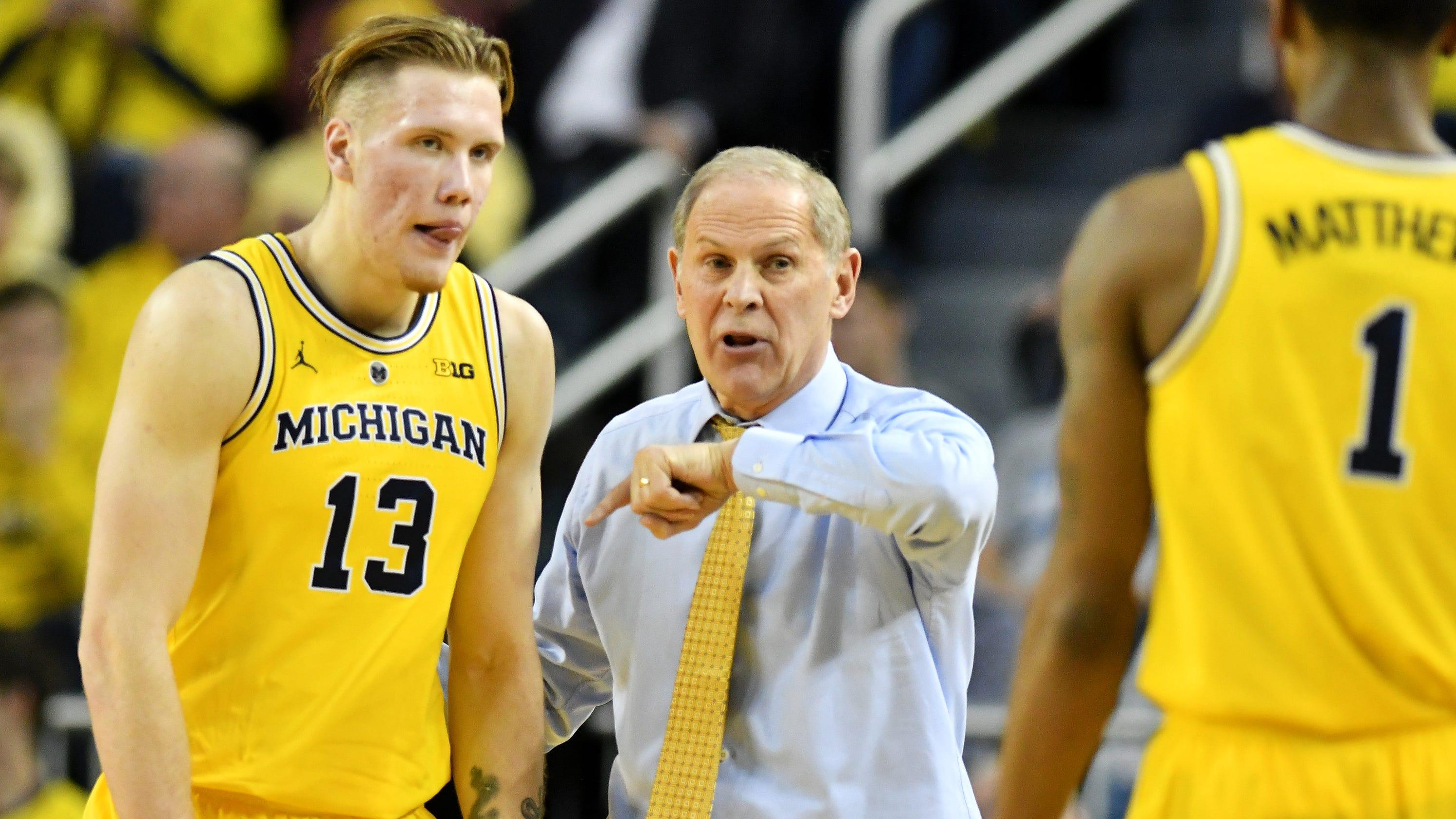 0d1c000e5f3 Niyo: As John Beilein heads to NBA, pressure shifts to Michigan's Warde  Manuel