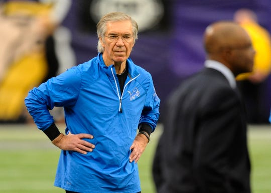 Former Lions defensive coordinator Gunther Cunningham diedSaturday after a brief bout with cancer. He was 72.