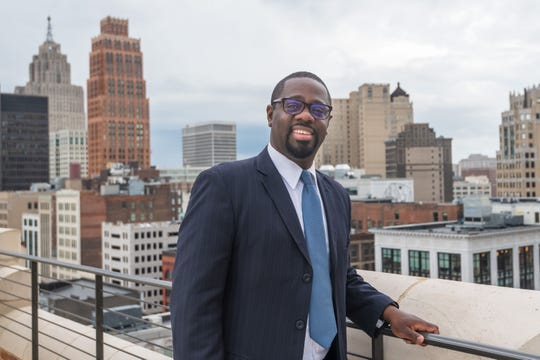 Detroit City Councilman Andre Spivey