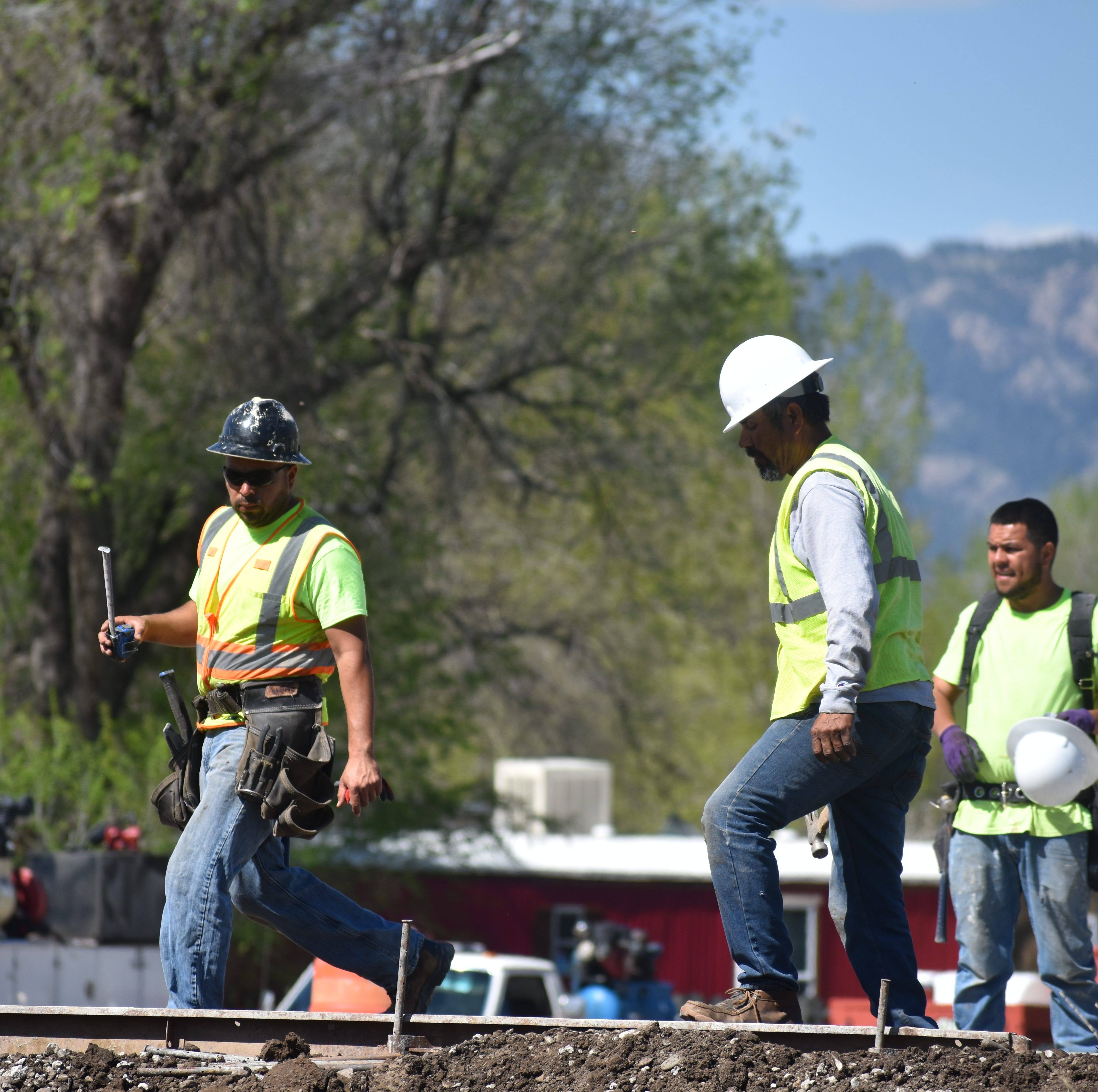 U.S. Highway 287 project is almost over after more than three years