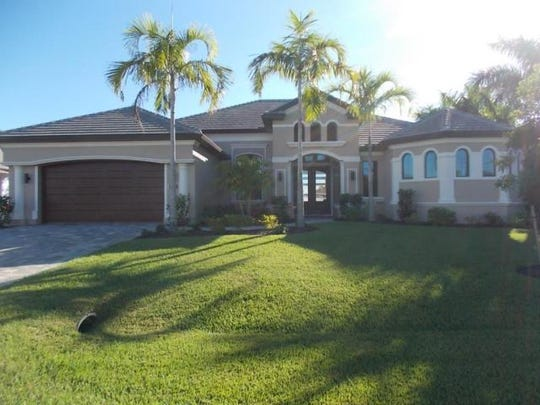 This home at 2911 SW 29th Ave., Cape Coral, recently sold for $760,000.