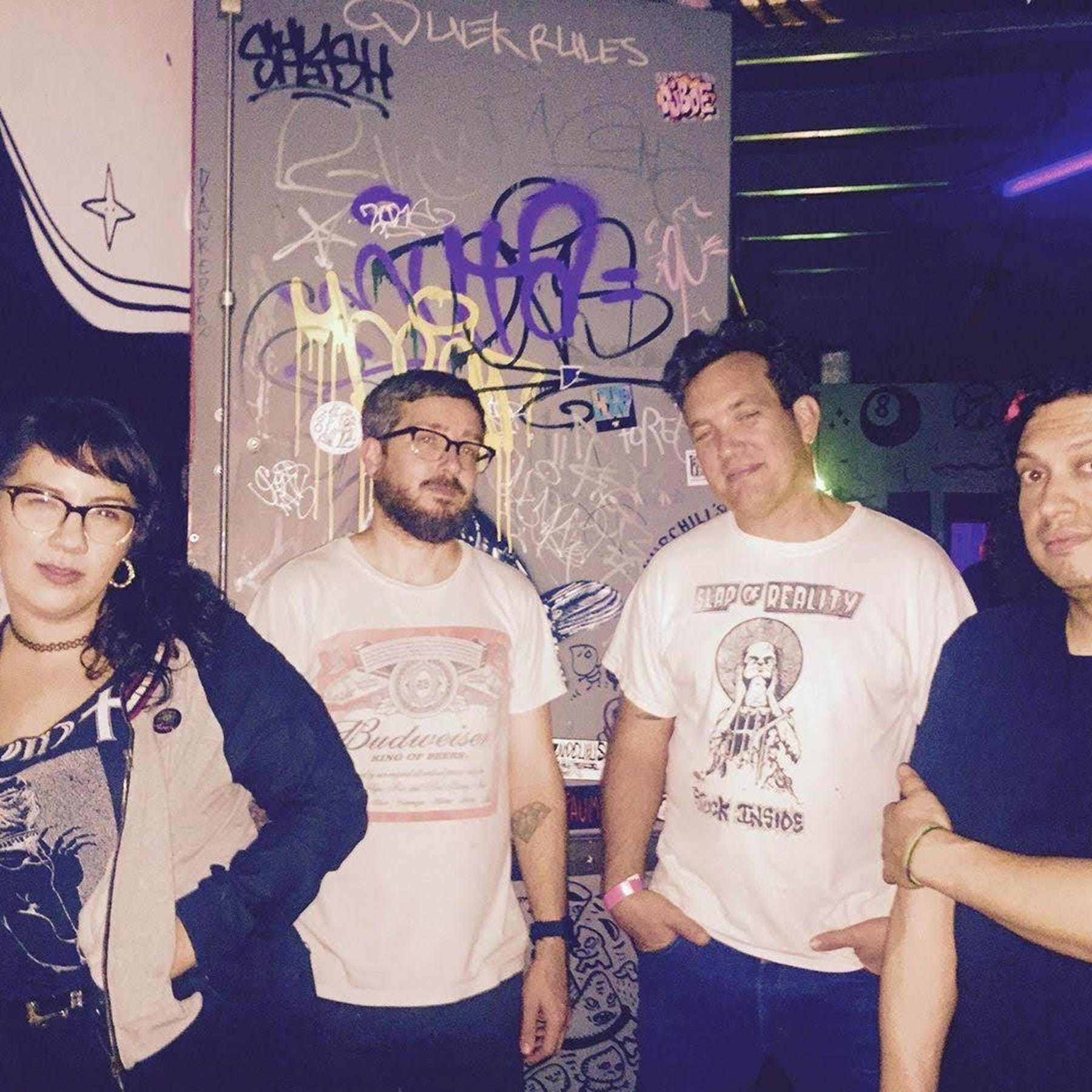 BabeFest celebrates women, minorities who rock at Fort Myers' Howl, Tampa's Crowbar