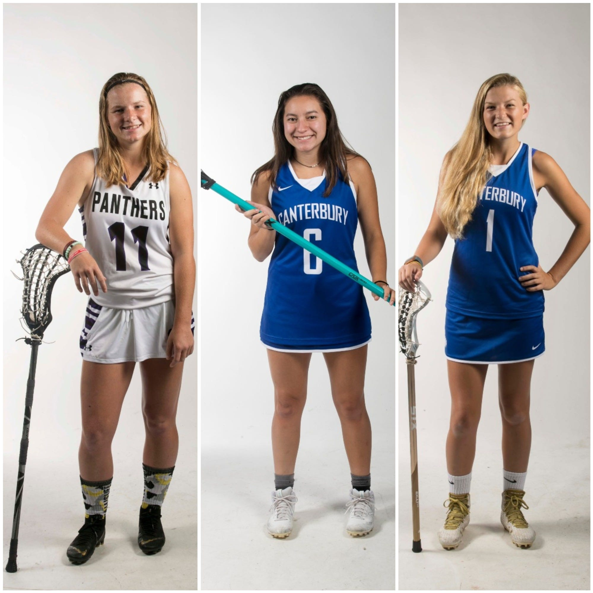 The News-Press 2019 All-Area Girls Lacrosse team
