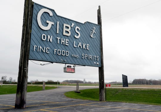 Mark and Mary Weston reopened Gib's on the Lake, a supper club in Kewaunee County, in 2011.