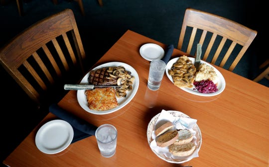 Gib's On The Lake supper club in Kewaunee County features a menu of made-from-scratch items, and German specialty items offered twice a week.