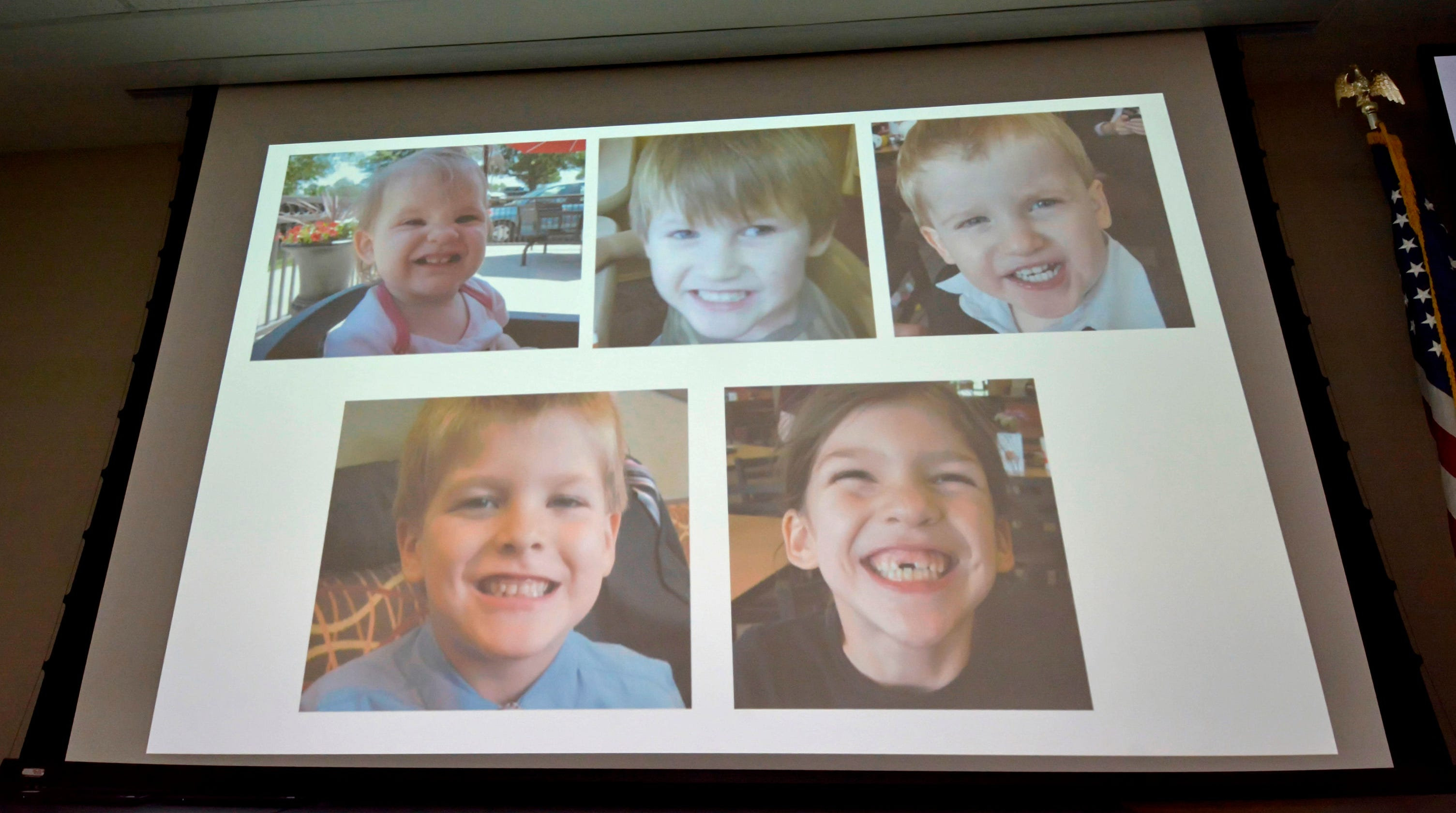 Image result for Teachers remembers kids killed by dad at death penalty trial