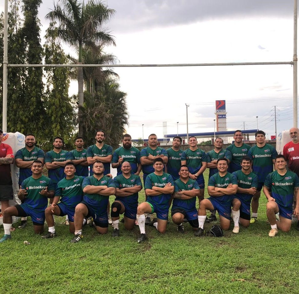Guam rugby team off to Thailand