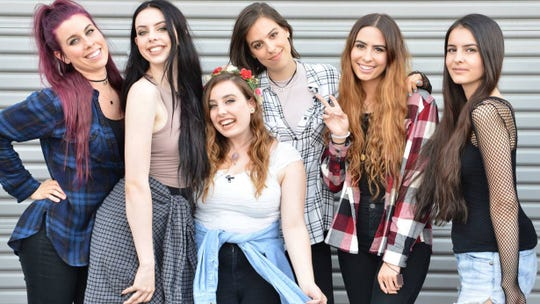 Cimorelli, a six-sister vocalist group, is a YouTube favorite that will grace the Preston Arts Center stage in the Henderson Area Arts Alliance's 2019-2020 season.