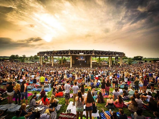 The 2019 season at Ruoff Home Mortgage Music Center opens May 16, when Slayer will perform.