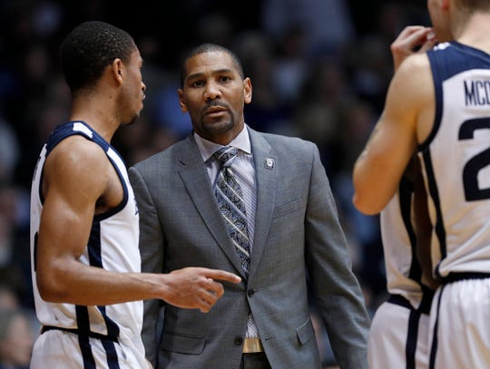 A Michigan assistant for six years, Butler coach Lavall Jordan's name has come up as a possibility to replace John Beilein.