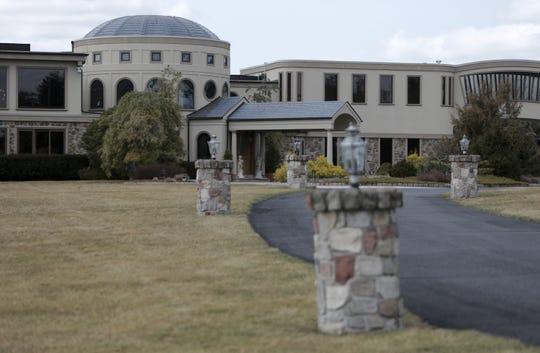 Mario Andretti's mansion, Nazareth, PA, Wednesday March 13, 2013. Robert Scheer/The Star