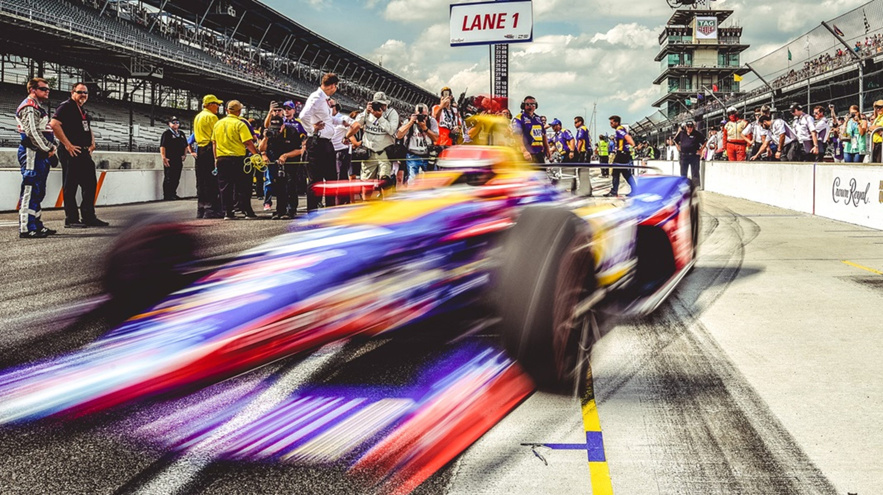 indy 500 qualifying - photo #24