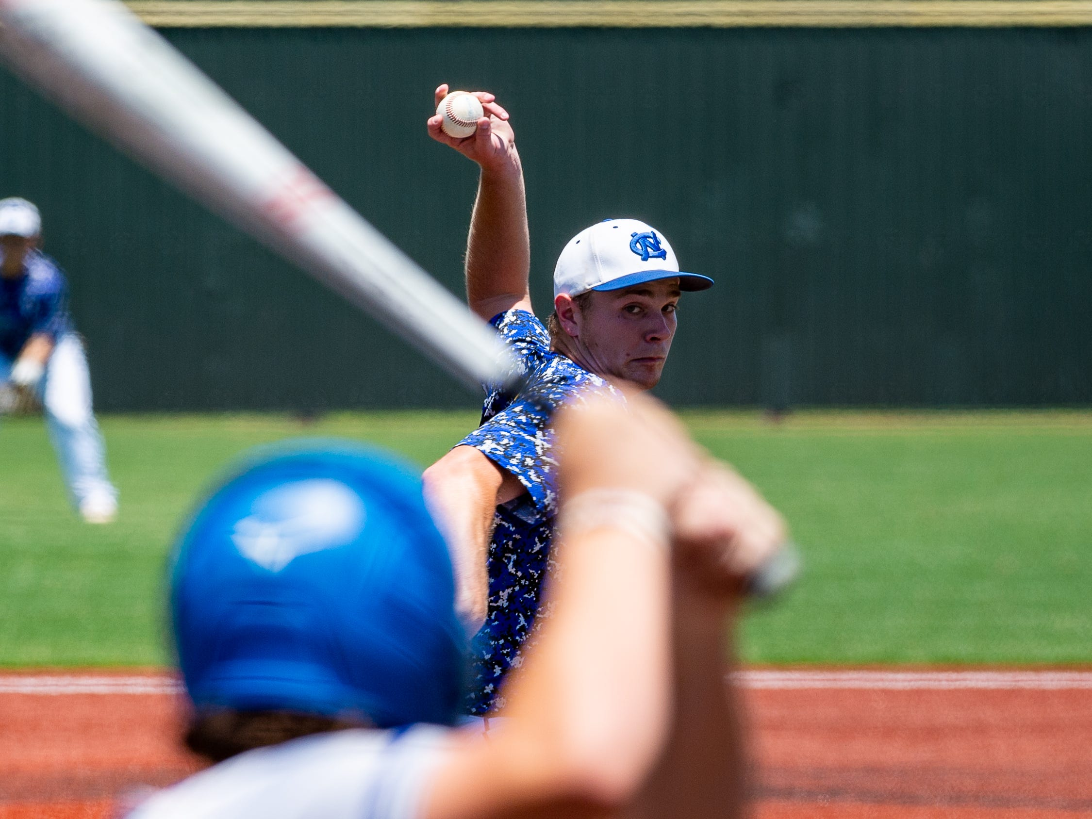 Northside Christian takes down Runnels to win the Div V LHSAA State Championship Tournament. Monday, May 13, 2019.