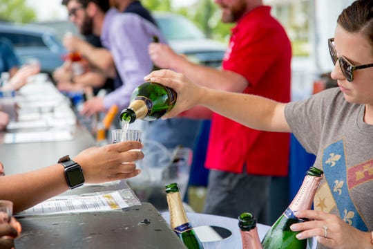 Bubbles and Brunch returns Saturday to Sugar Mill Pond.