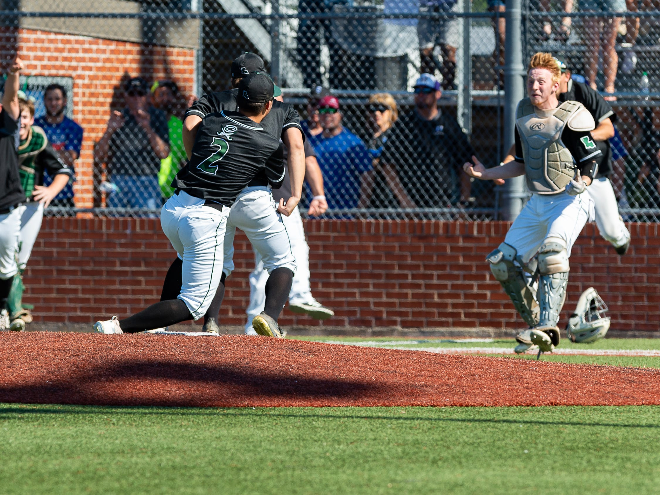 Calvary Baptist takes down Ascension Episcopalto win State Championship game at the LHSAA State Tournament. Monday, May 13, 2019.
