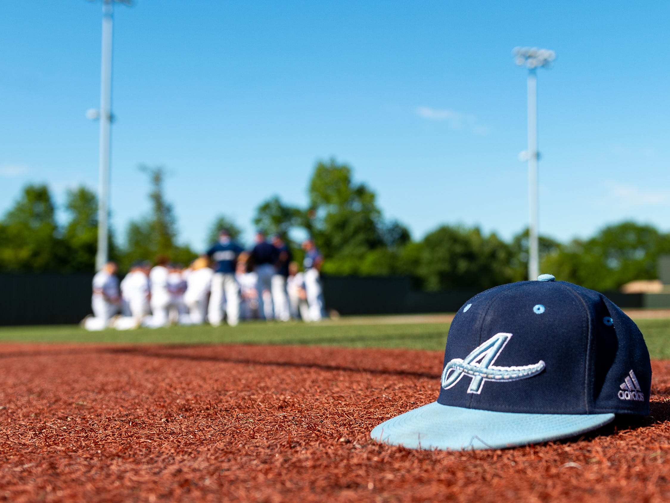 Ascension Episcopal falls to Calvary Baptist Championship round at the LHSAA State Tournament. Monday, May 13, 2019.