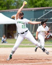 Howell's Molly Carney struck out 36 batters in 14 shutout innings in the Fred Pieper Tournament in Royal Oak.