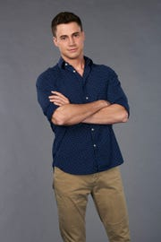 """Trinity High School math teacher Brian Bowles will compete on ABC's """"The Bachelorette"""" starting Monday, May 13/"""