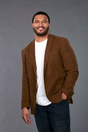 Daron Blaylock, a former University of Kentucky football player, will compete for the attention of Hannah Brown on Season 15 of ABC's The Bachelorette