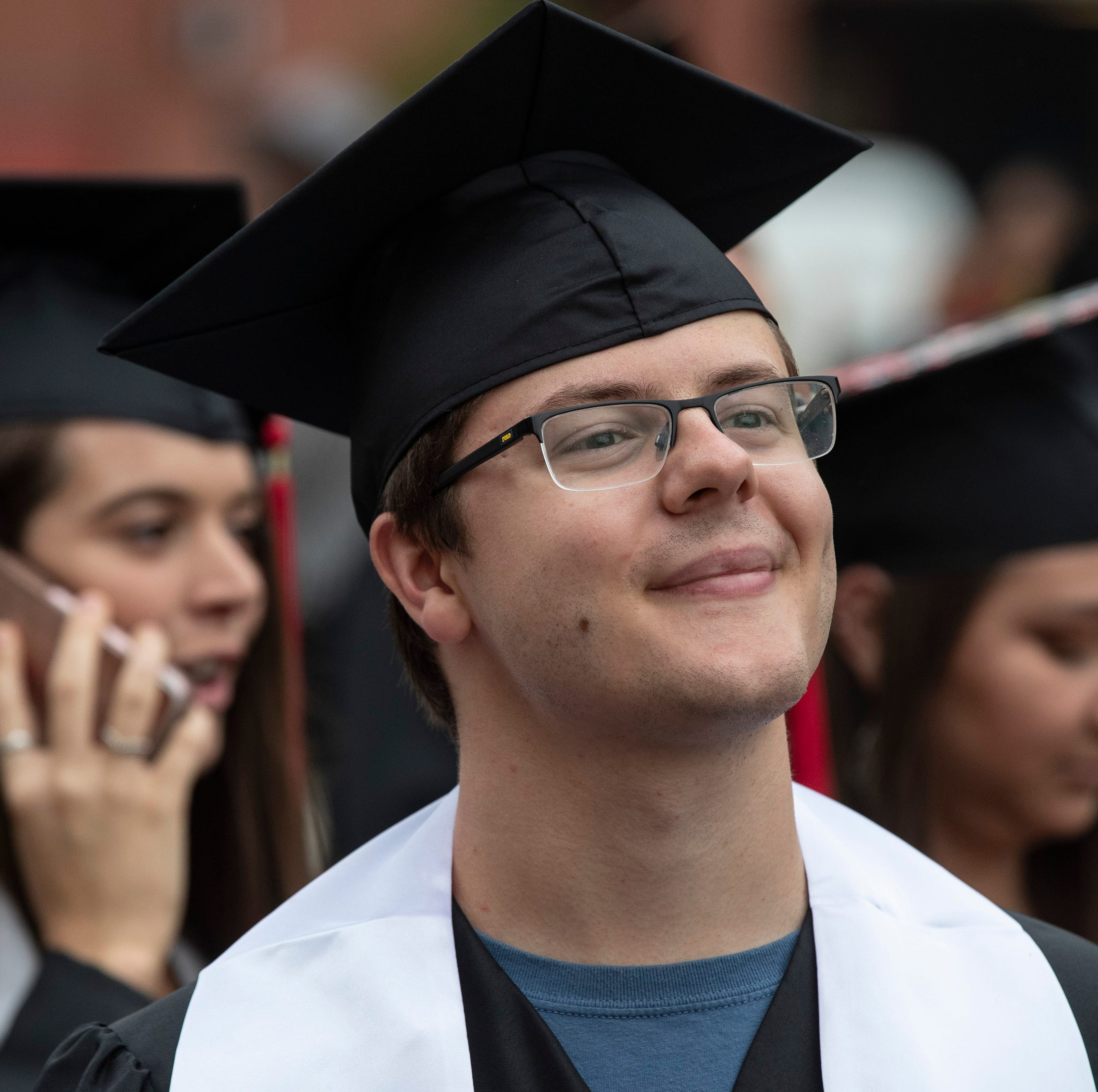 'We're capable of so much': Grad with autism is first to earn WKU special education degree