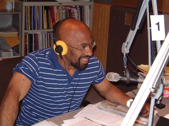 Earle Robinson was a longtime radio personality for WKAR, Michigan State University's on-campus radio station. Robinson, a Flint native, died May 11. He was 71.