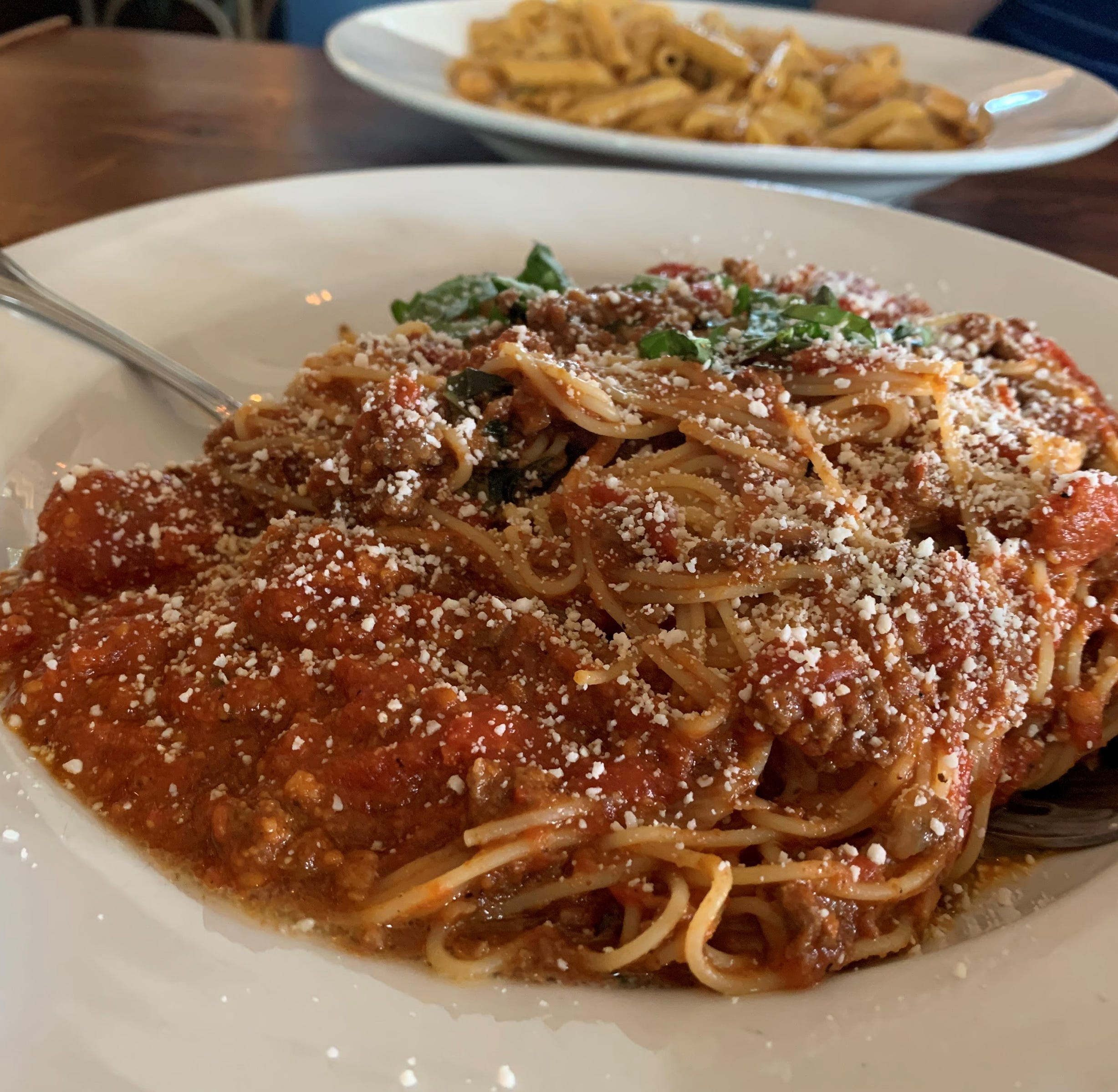 'Watts for Dinner': Joey's offers generous portions, fresh flavor
