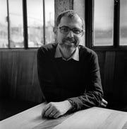 """Becoming a Veterinarian"" author Boris Kachka."