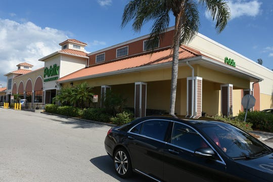 The Publix supermarket in the Shops of Marco has been approved for razing and reconstruction, but no timetable has been announced.