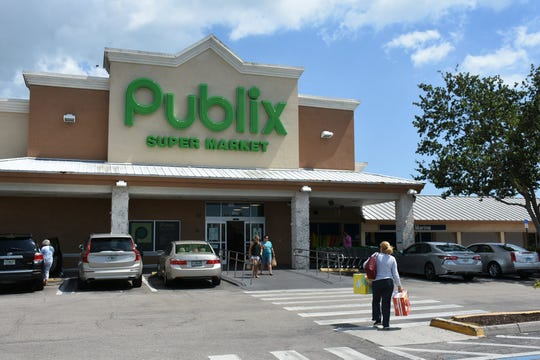 The smaller Publix at Marco Town Center has been renovated to handle extra business when it is the only one on the island. The Publix supermarket in the Shops of Marco has been approved for razing and reconstruction, but no timetable has been announced.