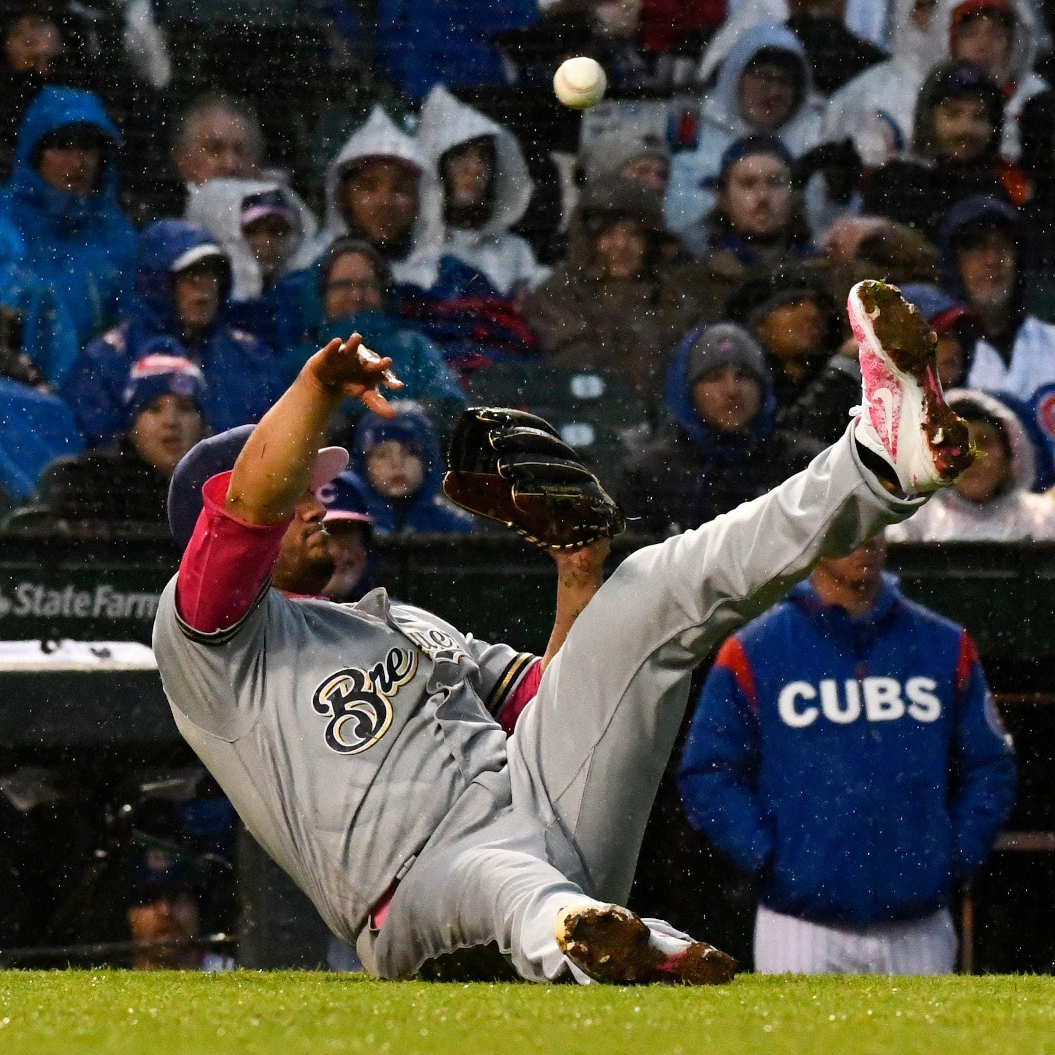 Cubs 4, Brewers 1: Appearance on Sunday night wasn't exactly must-see TV